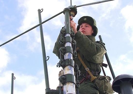 В Ростовской области начался армейский этап конкурса РЭБ ЮВО «Электронный рубеж-2019»