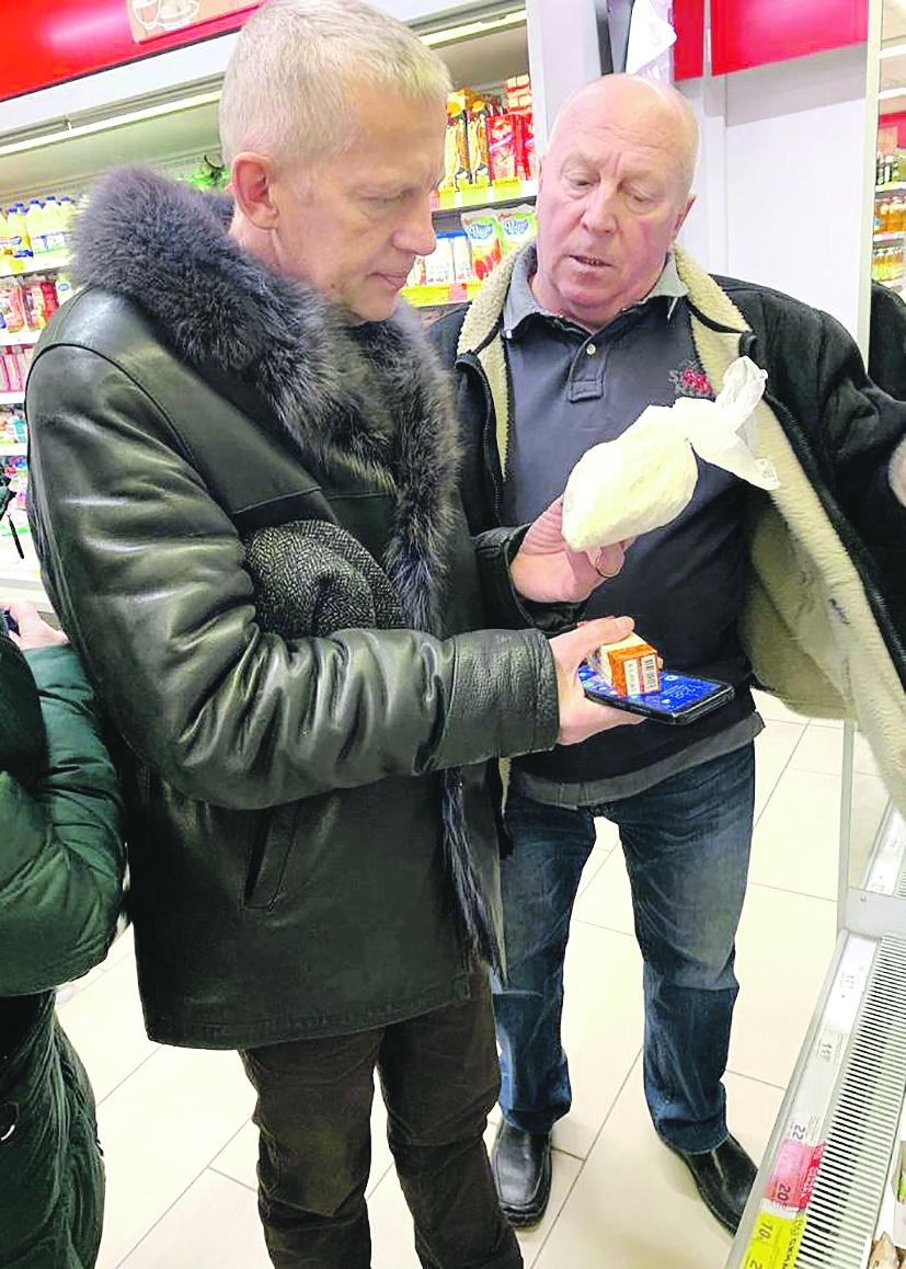 «Народный контроль» проверил молочную продукцию в магазинах Белой Калитвы