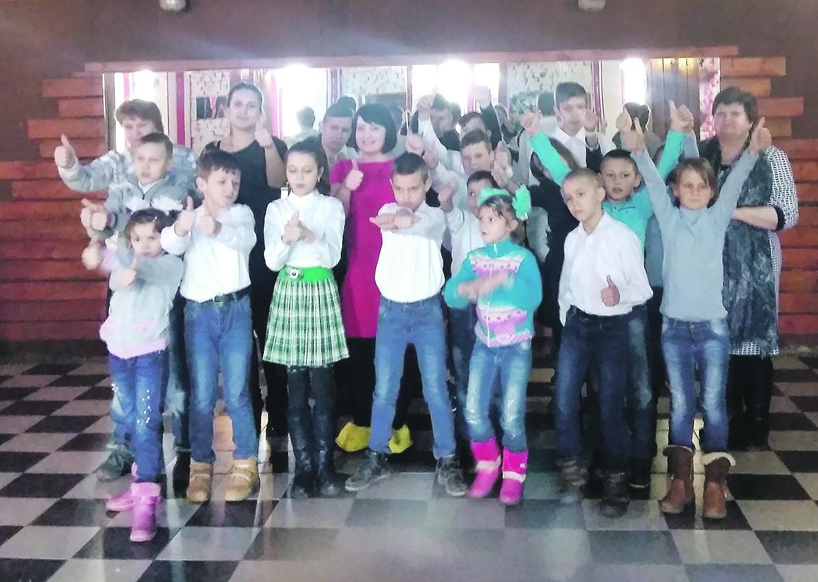 Клуб молодых семей «Мы рядом!» организовал праздник для детей СРЦ