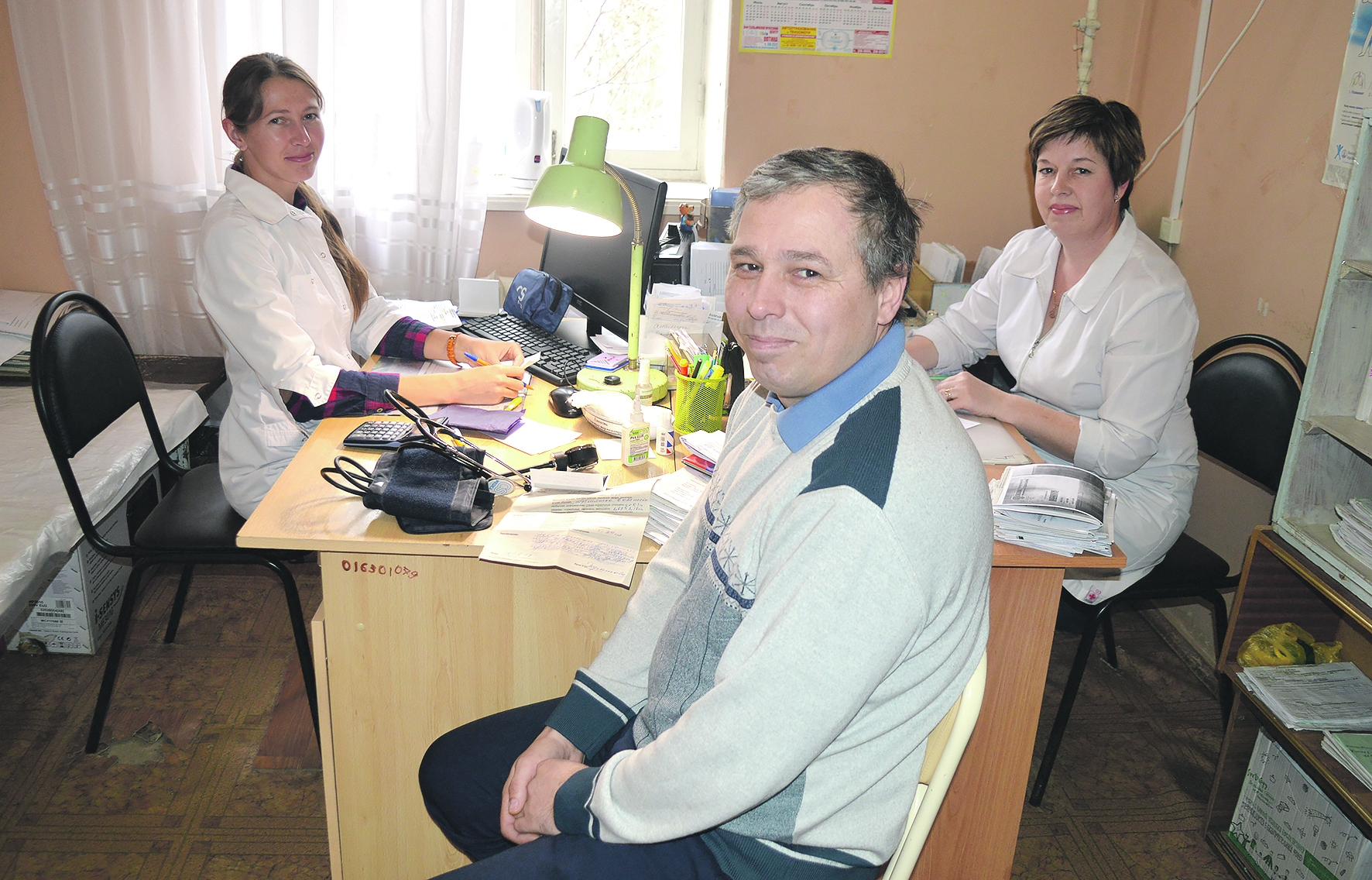 В Белокалитвинском районе профосмотры проходят по субботам