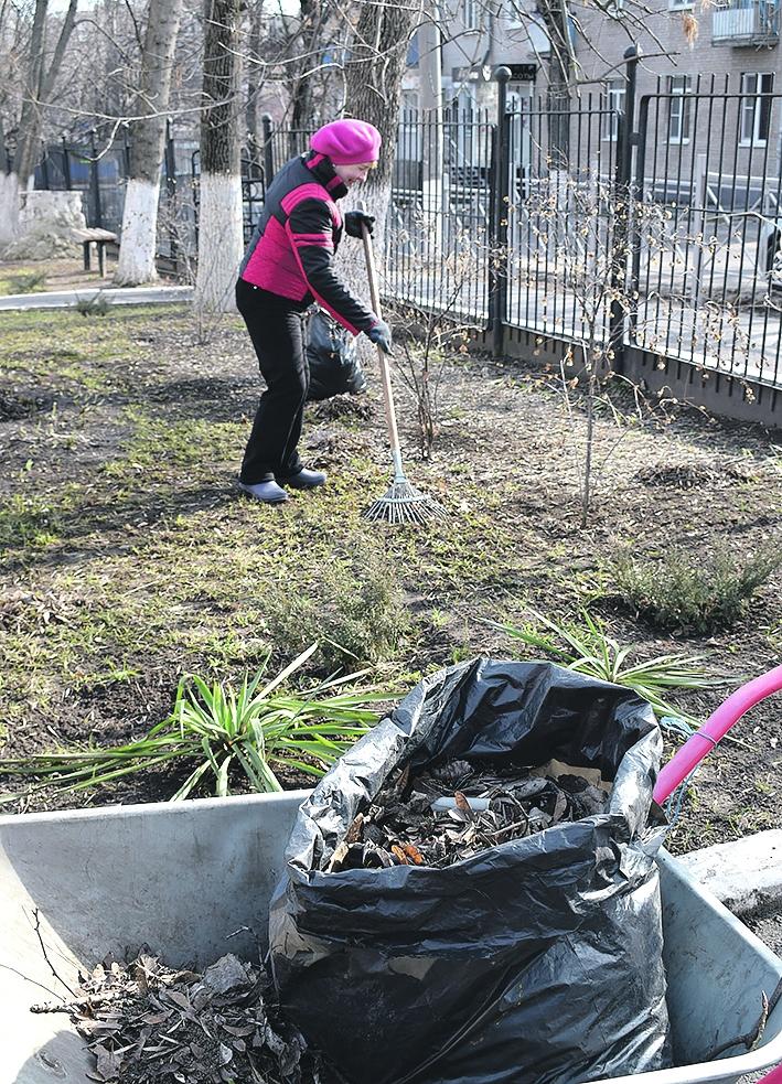 В Белокалитвинском районе — традиционный месячник чистоты