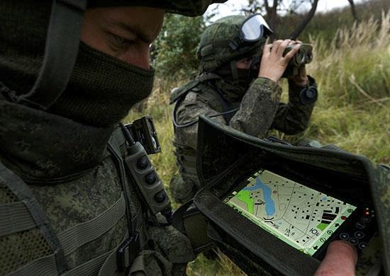 На полигоне Кадамовский в Ростовской области начался полевой выход с разведподразделениями 8-й общевойсковой армии ЮВО