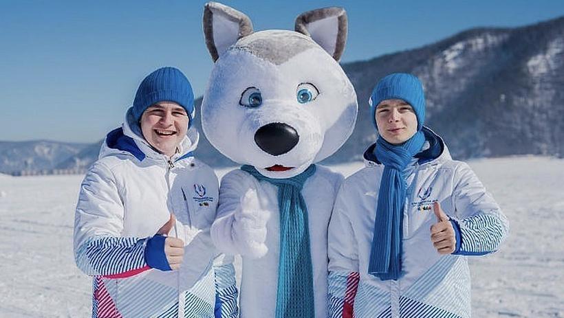 Красноярск встретил Универсиаду-2019