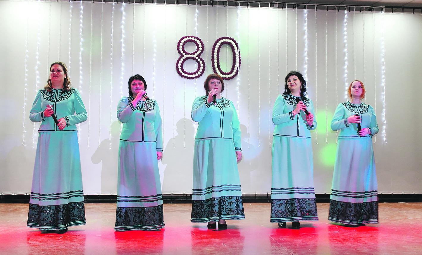 Коксовскому Дому культуры исполнилось 80 лет