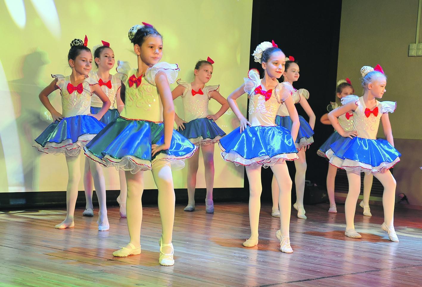 Мы хотим танцевать!