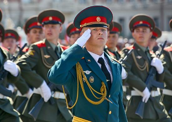 Более 600 военнослужащих 150-й мотострелковой дивизии ЮВО примут участие в военном параде в Ростове-на-Дону