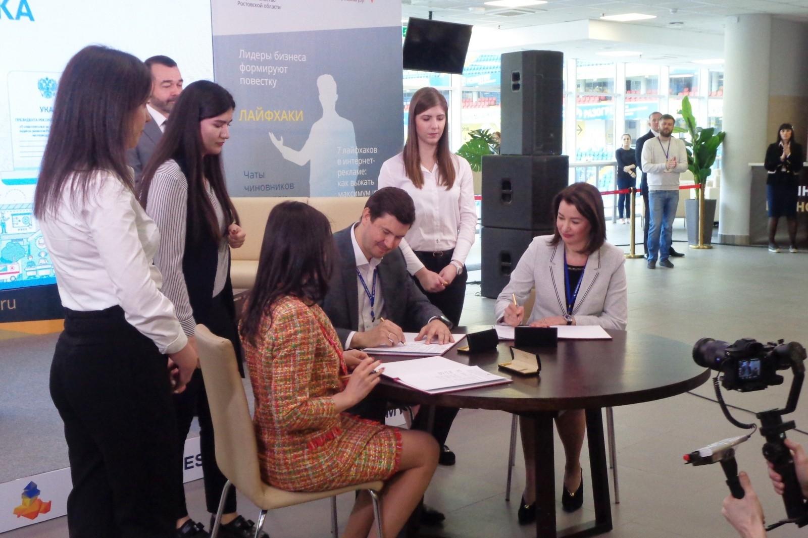 Для выпускников ЮФУ квалификационные работы могут стать одновременно бизнес-стартапом