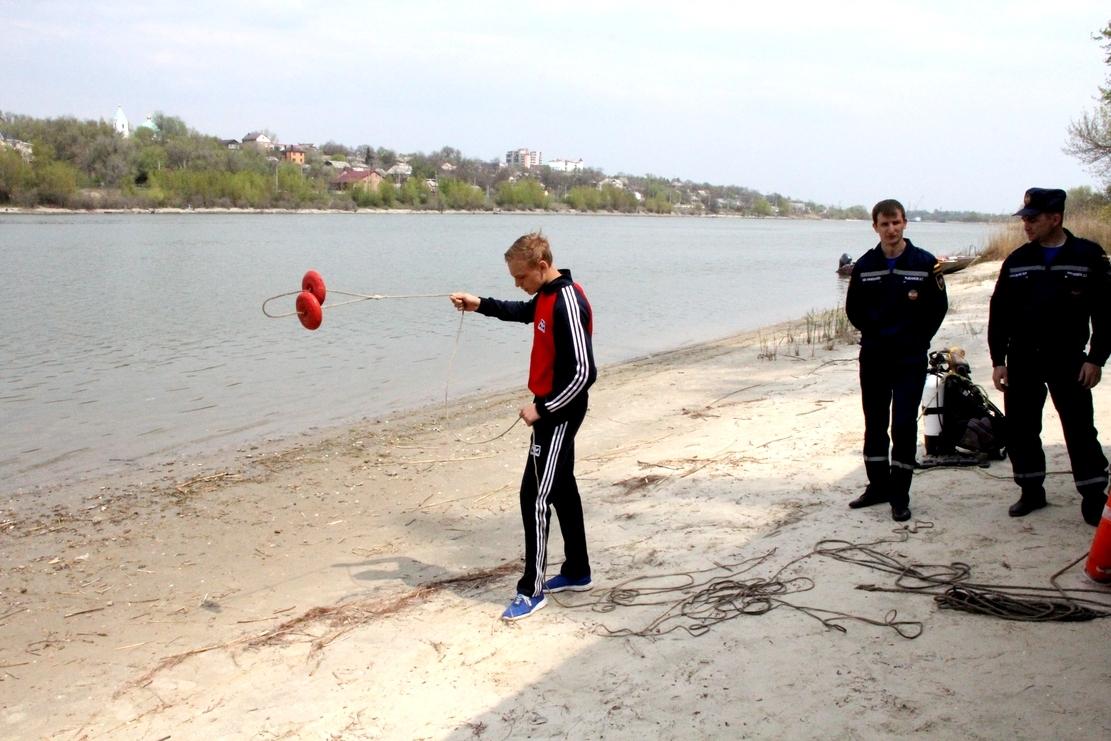 В Ростовской области – подготовка к купальному сезону