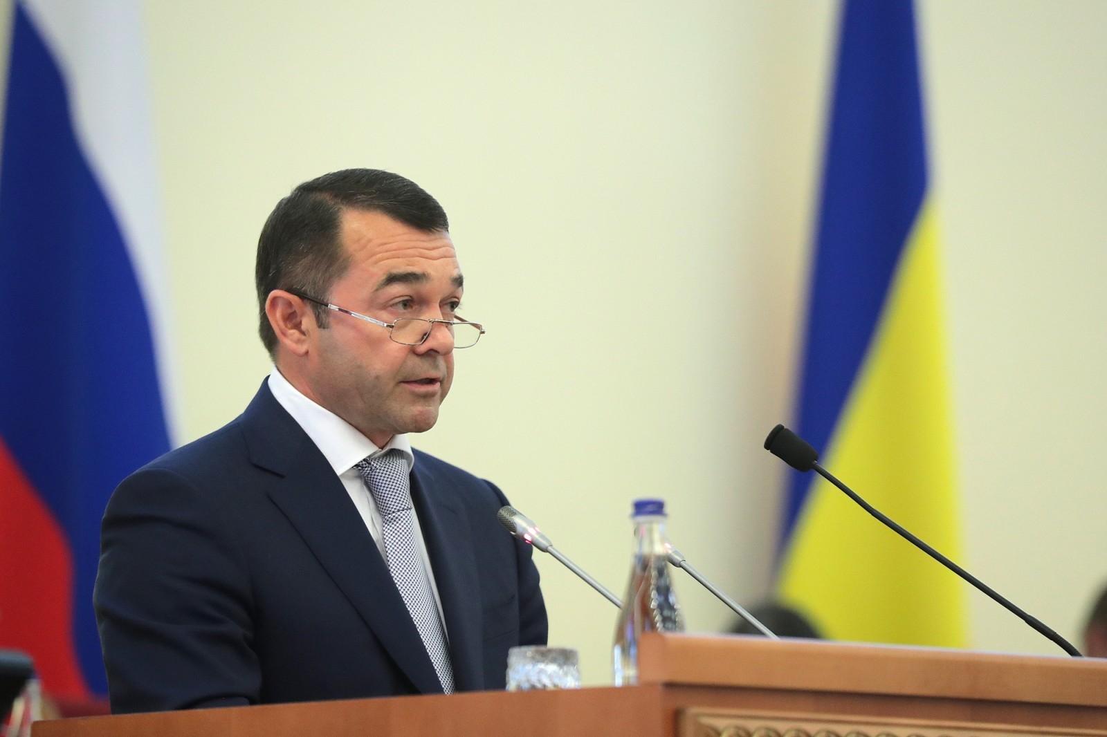 Донской губернатор освободил от занимаемой должности Юрия Молодченко
