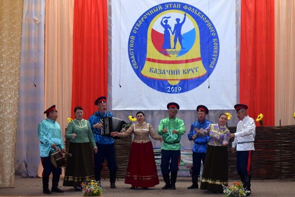 Региональный этап Всероссийского фольклорного конкурса «Казачий круг» стартовал на Дону