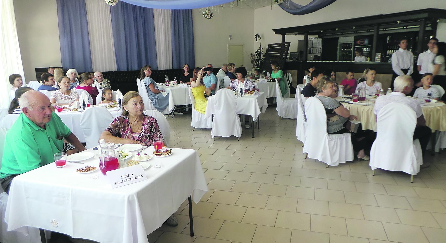 В Белой Калитве чествовали многодетные семьи района