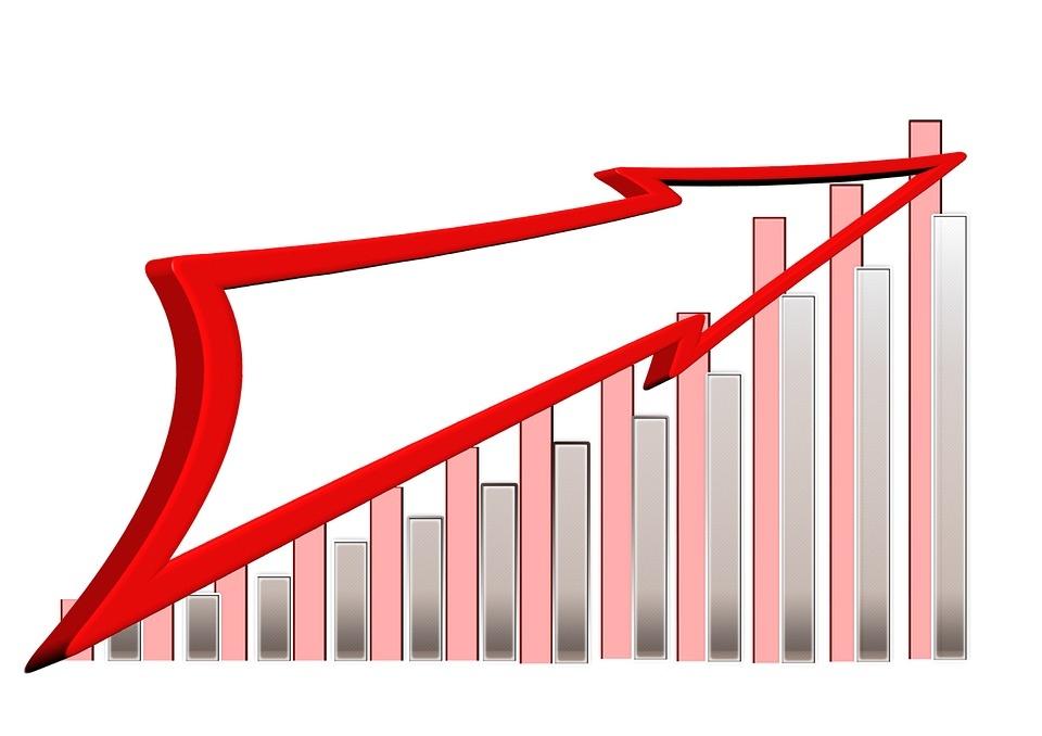 Росстат зафиксировал ускорение роста промпроизводства