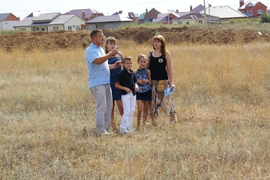 На Дону более 19 тысяч многодетных семей получили земельные участки