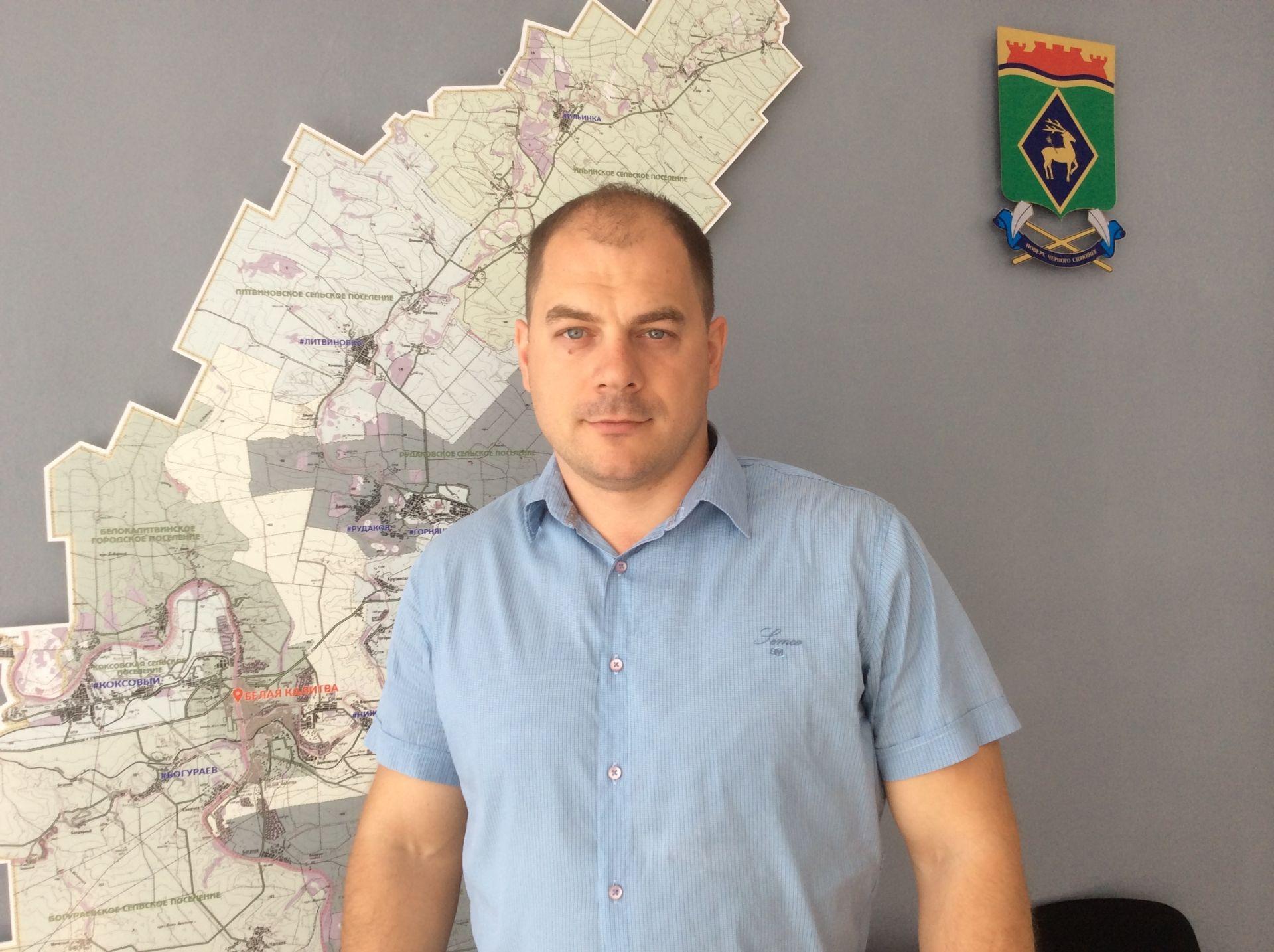 Илья Старцев: «Город будет расти в сторону Ростова»