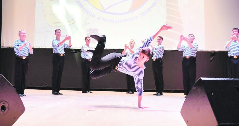 Танцоры из «Любавы» покорили Москву