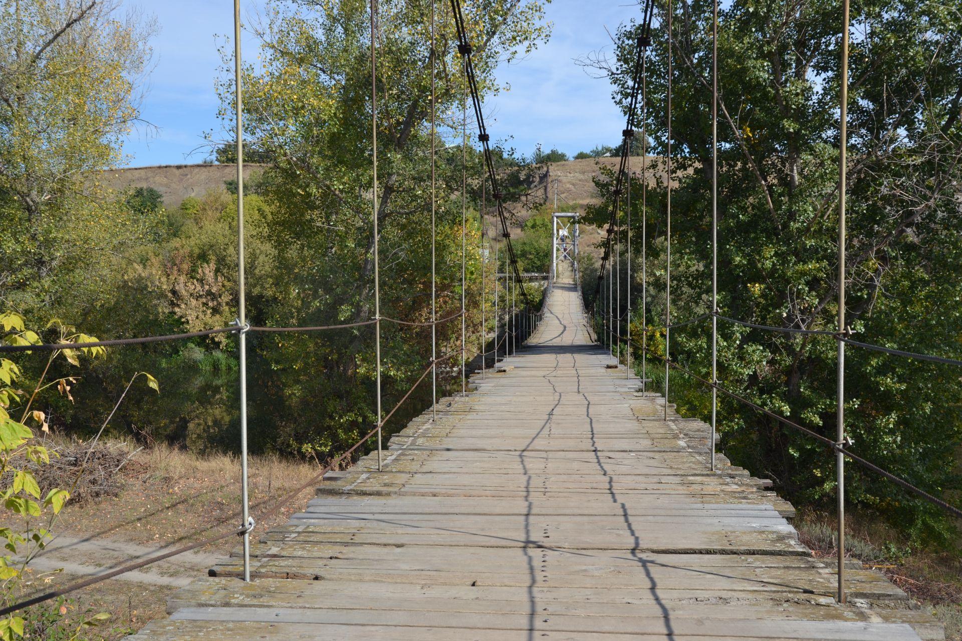 Мост на Пигарку ничей