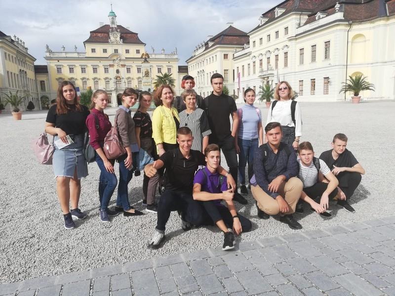 Ленинская школа Белокалитвинского района стала призером в конкурсе на участие в «Программе молодежного обмена 2019-2020»