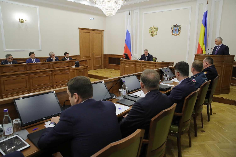 Развитие водного туризма в Ростовской области обсудили на заседании морского совета