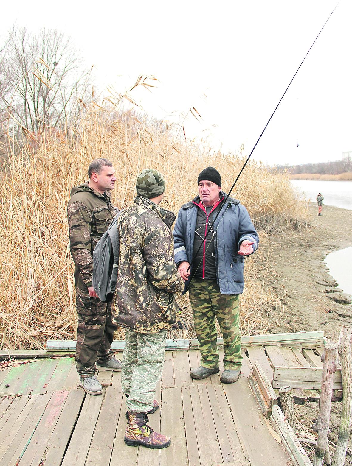 Журналист «Перекрестка» побывал в рейде с инспекторами рыбоохраны