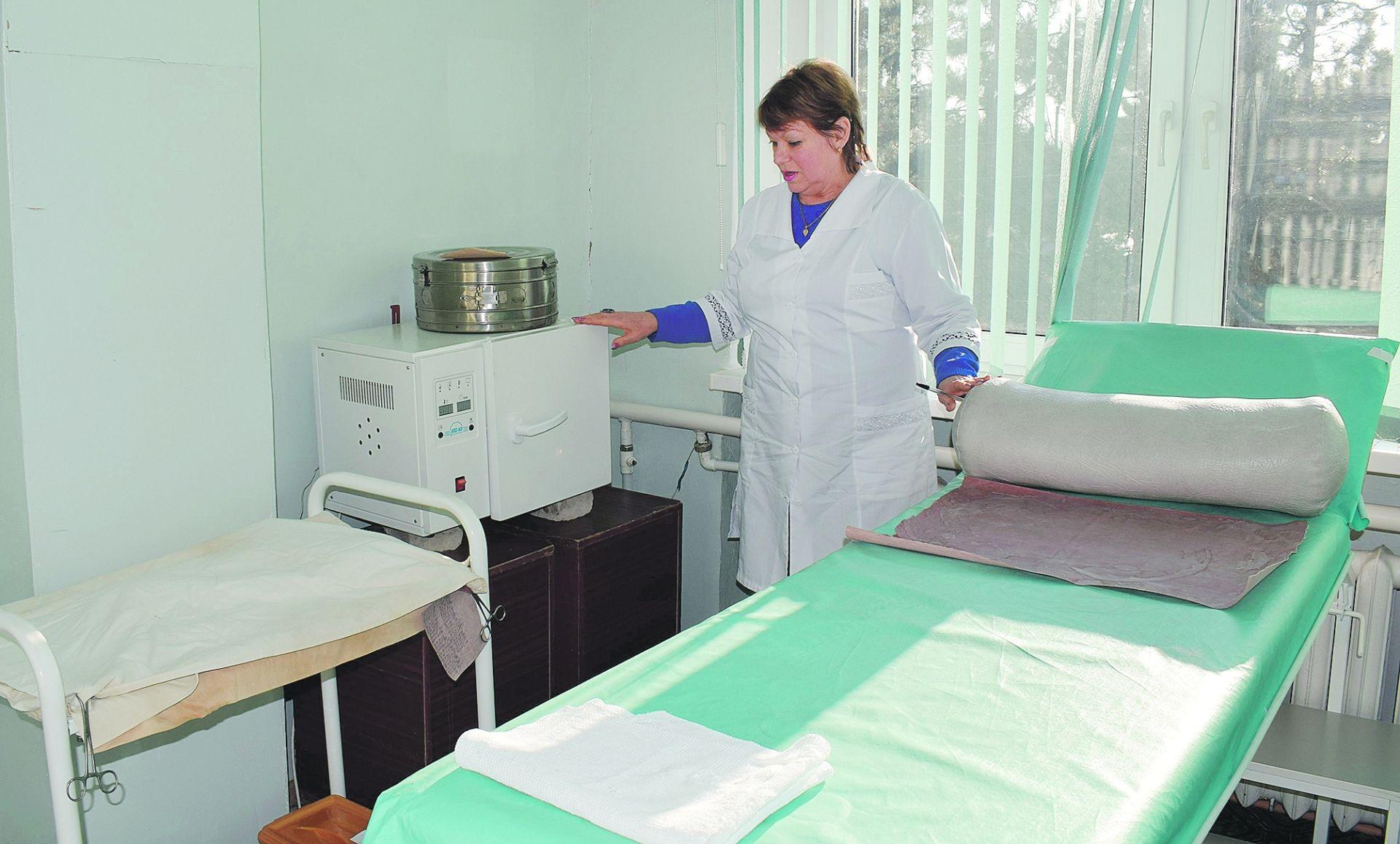 Закуплена новая мебель и оборудование для отделений сестринских уходов в селе Литвиновка и поселке Шолоховском Белокалитвинского района