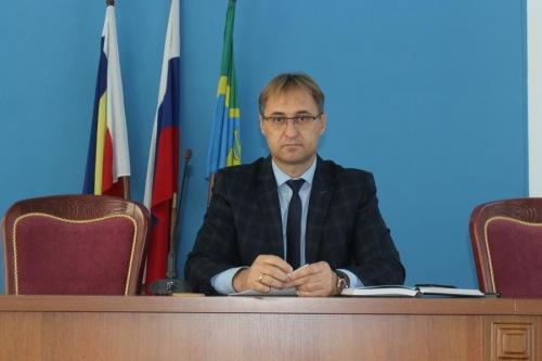 В администрации района состоялось совместное заседание антитеррористической комиссии и оперативной группы Белокалитвинского района