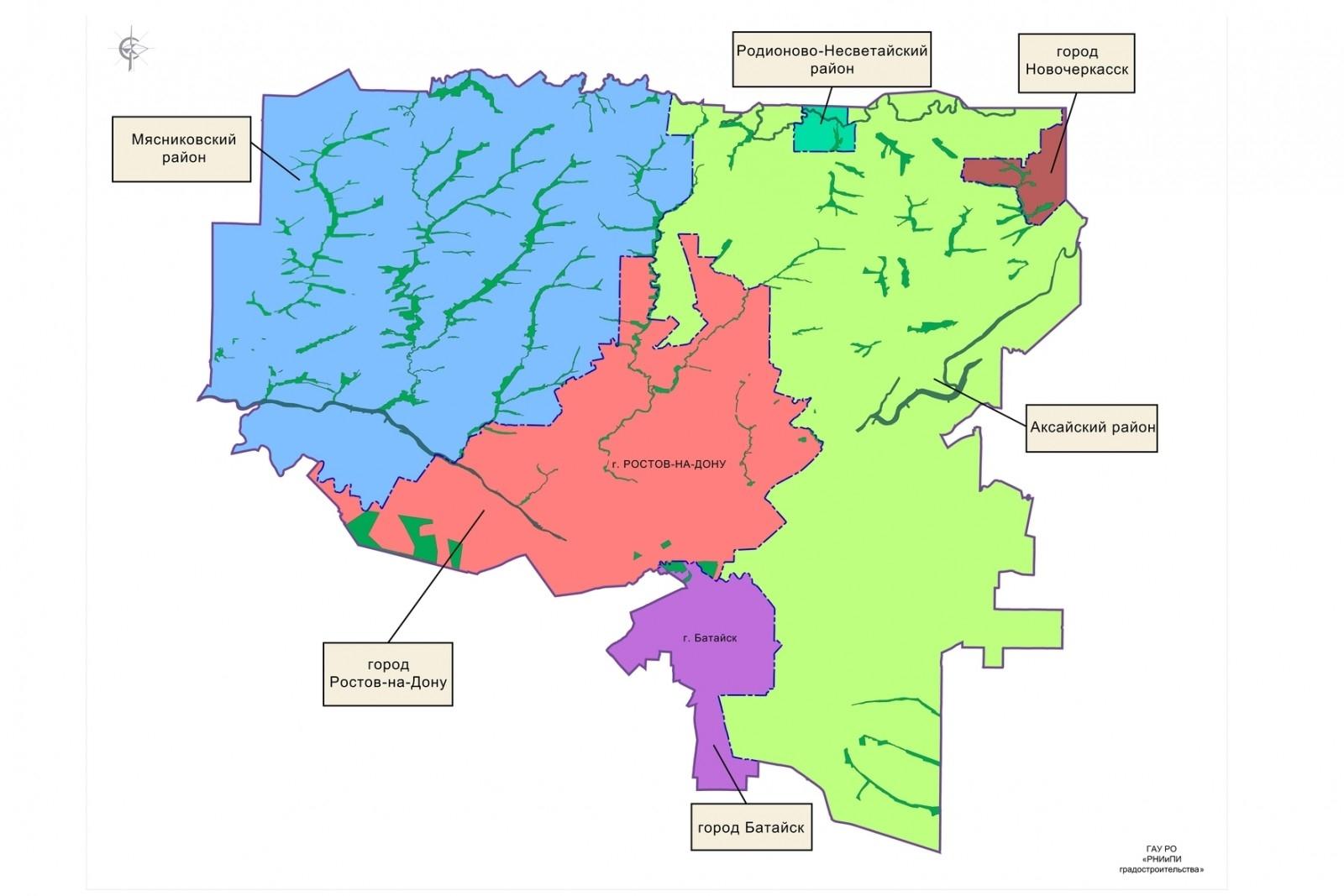 Вокруг Ростовской агломерации появится зелёный щит