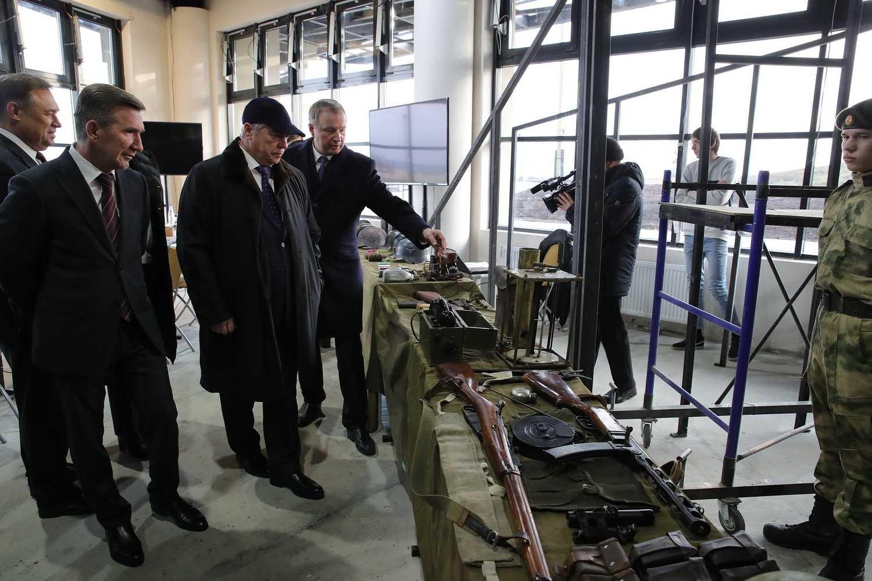 Создание музейного комплекса «Самбекские высоты» вышло на финишную прямую