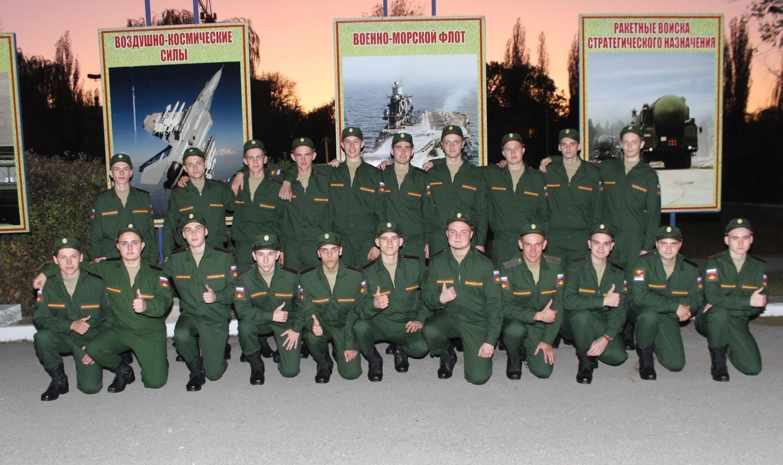 Ростовская область выполнила план призыва на срочную службу