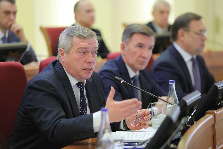 Василий Голубев: «Минтрансу взять на контроль реконструкцию моста на ул. Малиновского в Ростове»