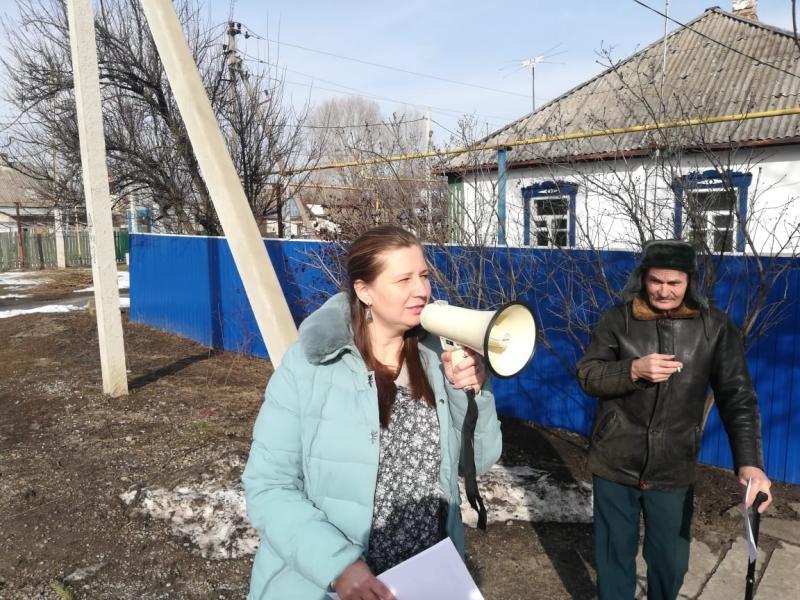 В Белокалитвинском районе прошла квартальная тренировка по предупреждению возможной чрезвычайной ситуации в случае паводка