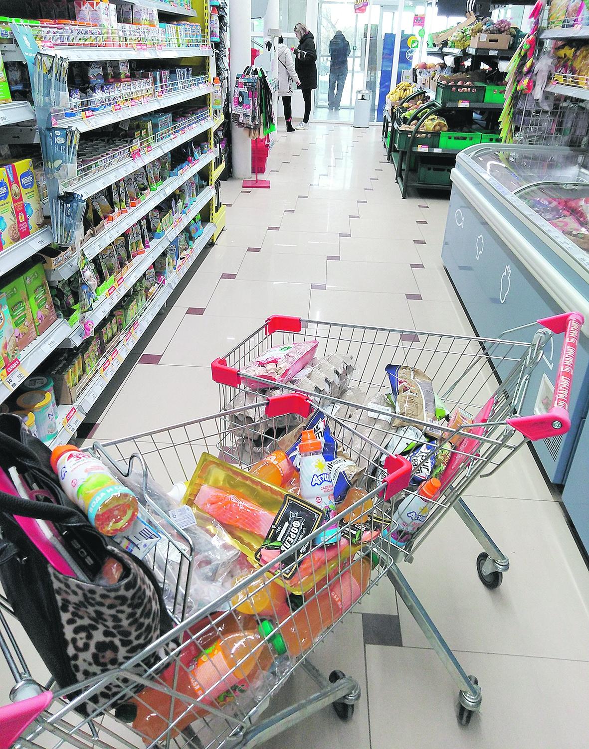«Перекресток» по просьбам читателей совершил  очередной рейд по местным сетевым магазинам