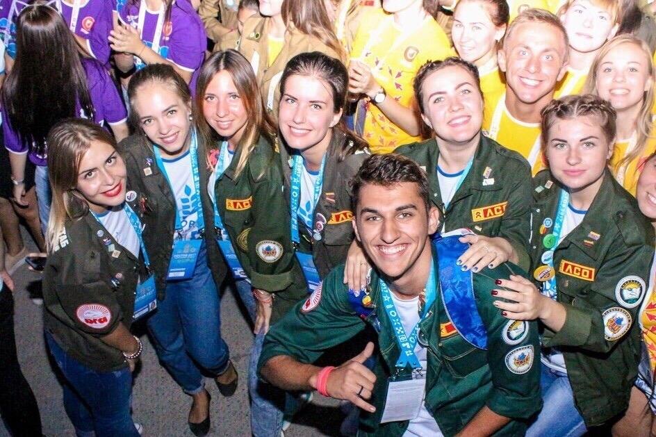 Ростовские студенческие отряды – в числе лучших в России