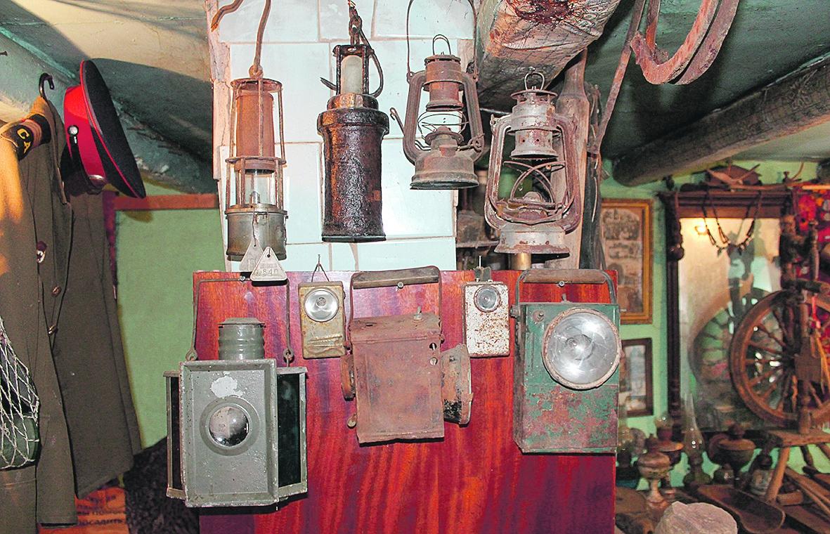 Александр Мельников из х. Грушевка Белокалитвинского района организовал домашний музей