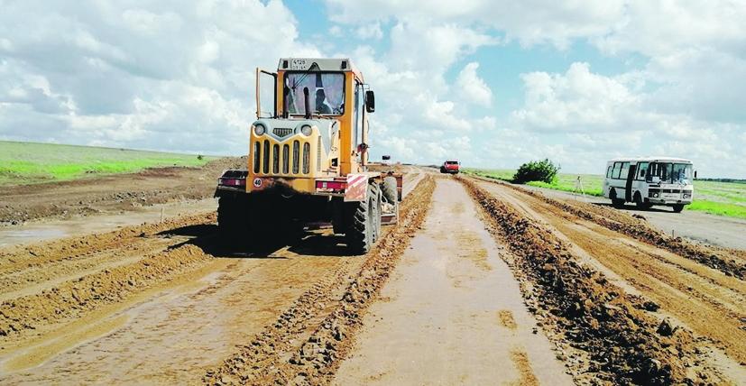 Будет отремонтирована подъездная дорога к хутору Мечетному Белокалитвинского района