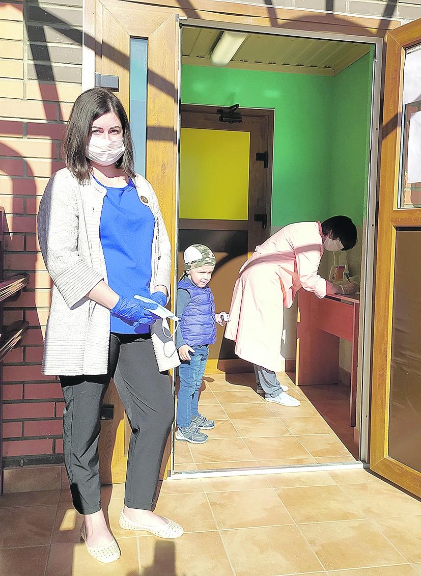 Дежурные группы в детских садах Белокалитвинского района работают уже вторую неделю