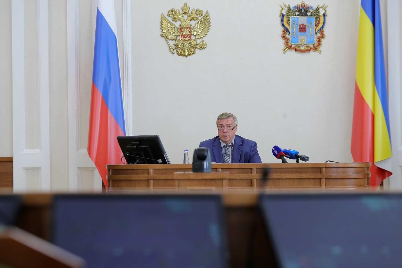 В правительстве Ростовской области рассматривается новый пакет мер помощи предпринимателям