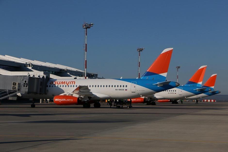 Увеличена частота рейсов на российские курорты
