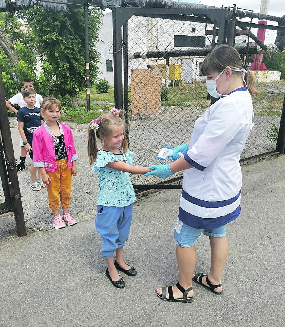 В Белокалитвинском районе летние пришкольные лагеря действуют в 22 учебных заведениях