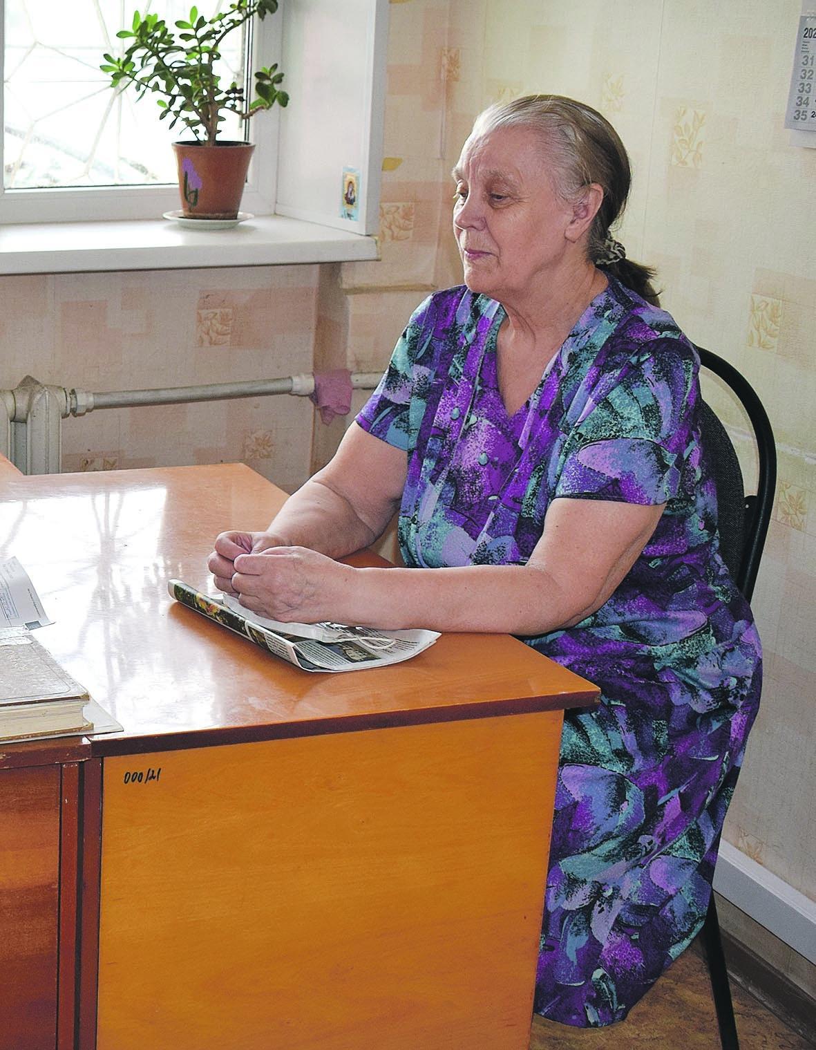 Белокалитвинка Лидия Алексеевна Салютина рассказала, как она жила в период самоизоляции
