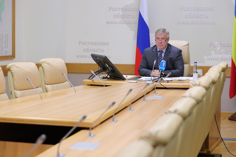 Губернатор Ростовской области: «Если мы сейчас не добьемся строгого выполнения действующих санитарных ограничений, то уже завтра они могут быть ужесточены»