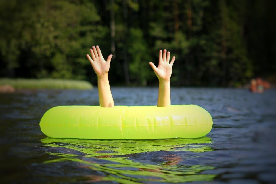 Не оставляйте детей вблизи водоемов без присмотра