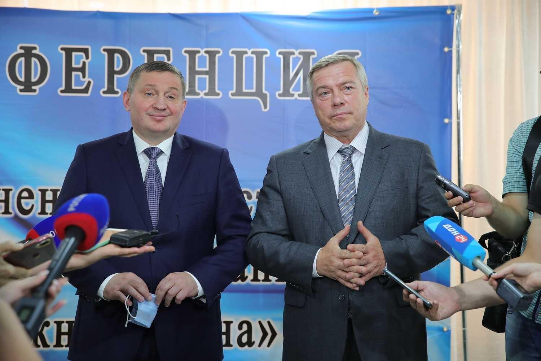 Губернатор Ростовской области: «Для сохранения водных ресурсов необходимо объединить усилия регионов и федеральной власти»