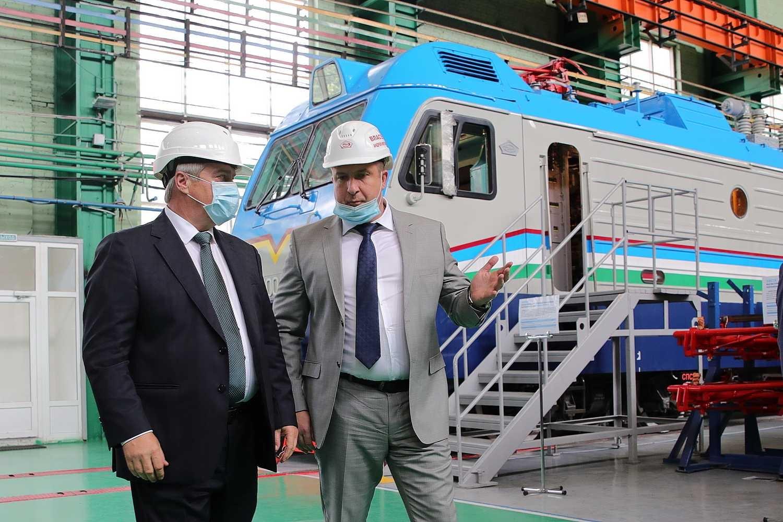 С начала года Новочеркасский электровозостроительный завод нарастил объемы производства на 47 процентов