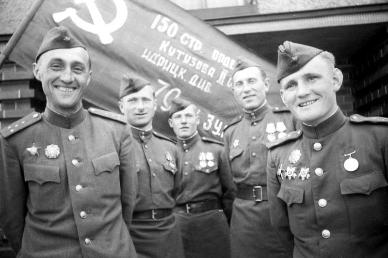 Выставка «Война в фокусе объектива. 1941-1945»