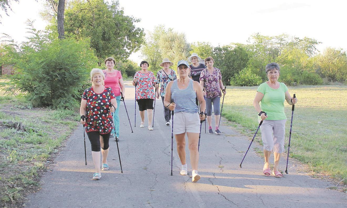 Проект «Активное долголетие» успешно реализуется в Белокалитвинском районе