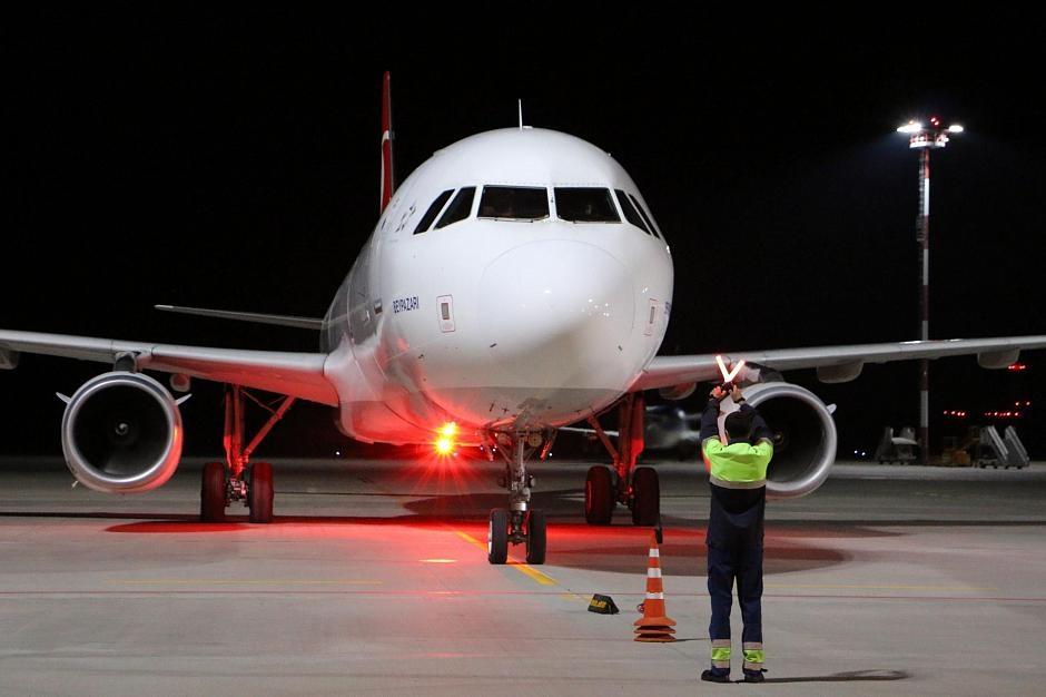 Выполнен первый международный рейс из аэропорта «Платов» после перерыва