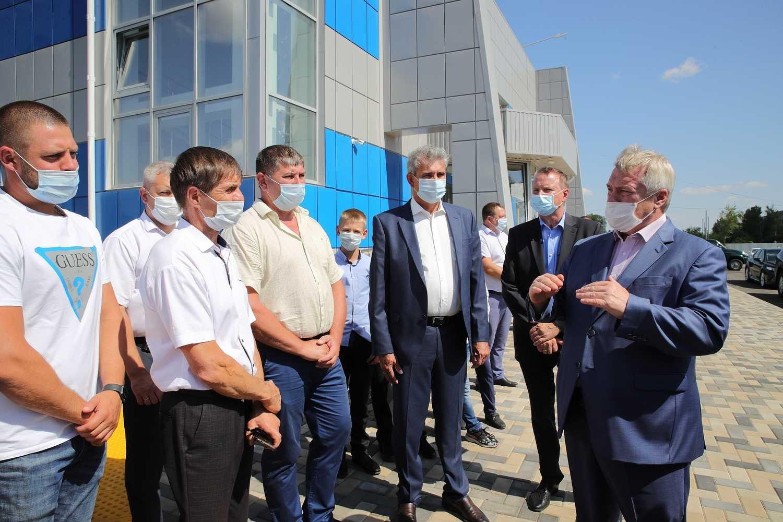 Физкультурно-оздоровительный комплекс в Константиновске готов к открытию