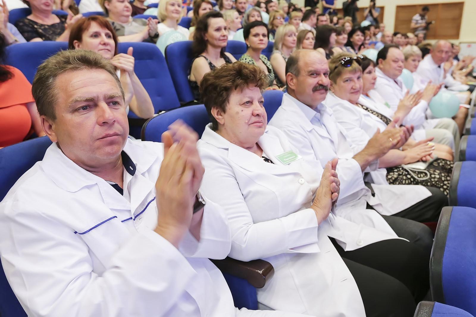 На Дону определены победители конкурса «Лучший врач года»