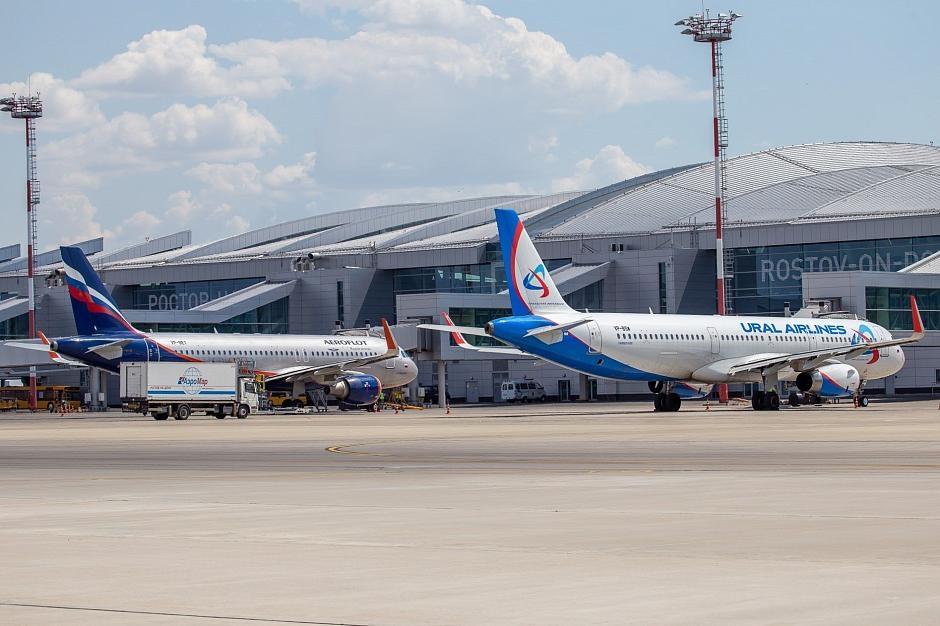 Аэропорта «Платов» обслужил пиковое число пассажиров в 2020 году