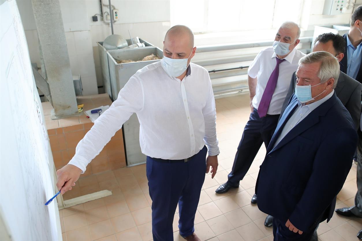 Полмиллиона жителей Ростовской области будут обеспечены питьевой водой благодаря новому комплексу водоснабжения